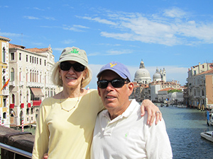 Paul and Carolyn Shapiro