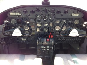 Mowbray prefers the original, functional look for the instrument panel in 1963 Commander.