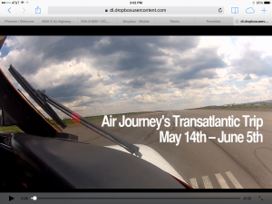 Howard-video title page