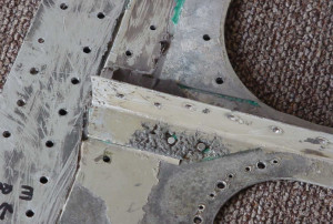 Crevice Corrosion Crevice or contact corrosion is the corrosion produced at the region of contact of metals with metals, or metals with nonmetals. It may occur at washers, under barnacles, at sand grains, under applied protective films, and at pockets formed by threaded joints.