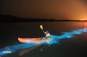 night-kayaking