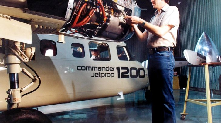 Throughout the years Twin Commander Aircraft has provided maintenance training classes for its Service Centers.