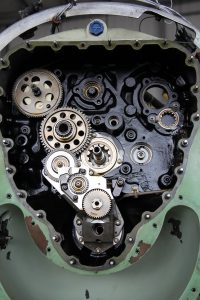 TPE331 gearbox